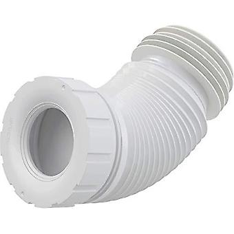 Alca WC Flexi Pan Connector pour toilettes - Universal - Fits Pipe 102-122mm WC 70-110mm V2