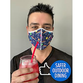 Mondkapje Andrew Christian Happy Hour Sucker Mask