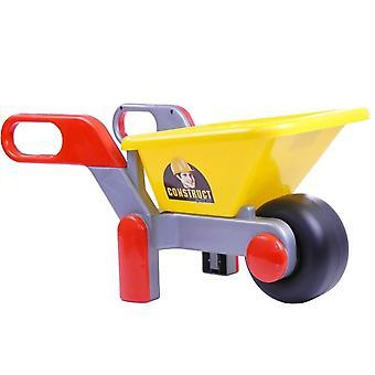 Spielzeug Schubkarre - Kinderwerkstatt - Arbeitsplatz - 62x35x32 cm