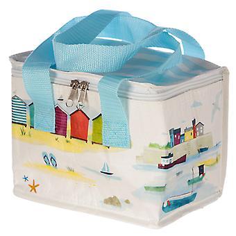 Seaside Beach Design Lunch Box Cool Bag X 1 Pack