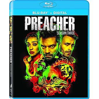 Predikant: Sesong tre (2016) [Blu-ray] USA import