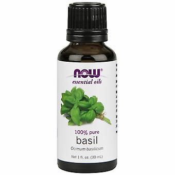 Now Foods Basil Oil, 1 OZ
