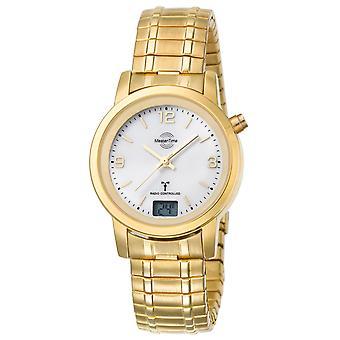 Ladies Watch Master Time MTLA-10313-12M, Quartz, 34mm, 3ATM