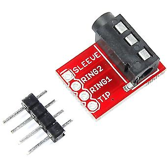 3,5 mm stereo breakout modul