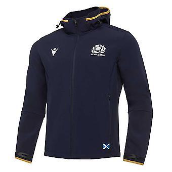 2020-2021 Chaqueta Softshell escocia (Navy)