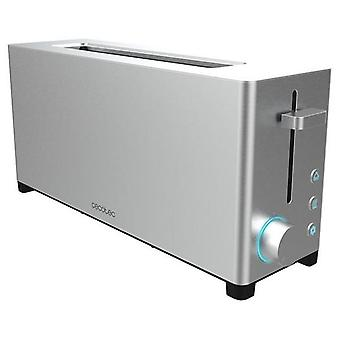 Grille-pain YummyToast Extra 1050W Acier inoxydable