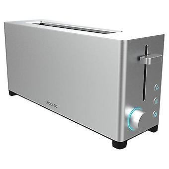 Toaster YummyToast Extra 1050W Acero Inoxidable