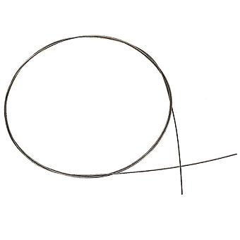 1M Total Length Universal Piano Music Wire Replacement Strings 0.775mm Dia