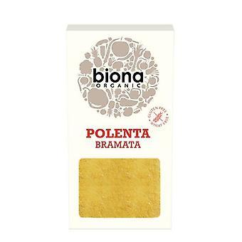 Biona Organicanic Gluten free Polenta Bramata 500g x12