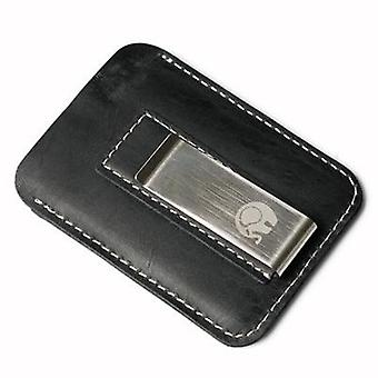 Metall Männer Kartenpack Schlanke Bills/Cash Holder