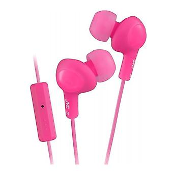 JVC HA-FR6 - In-ear earbuds with remote control - Pink