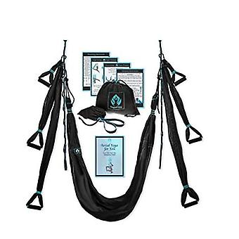 Aerial Yoga Swing Set, Yoga Hammock Trapeze Sling Kit Fitness Inversion Swing Ceiling Hanging