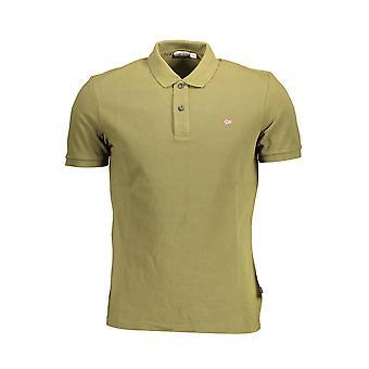 NAPAPIJRI Polo Shirt Short sleeves Men NP0A4EGB ELIOS 2