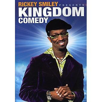 Kingdom Comedy [DVD] USA import