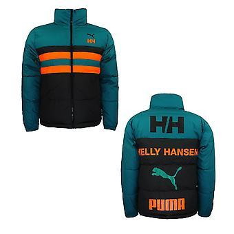 Puma х Хелли Хансен Обратимые Куртка Мужская набивное пальто 597081 98