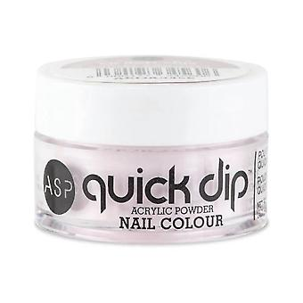 ASP Quick Dip Acrylique Trempette Poudre Poudre Nail Colour - Bridal Bouquet
