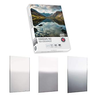 Cokin u30002 z-pro gradual nd filter kit - white