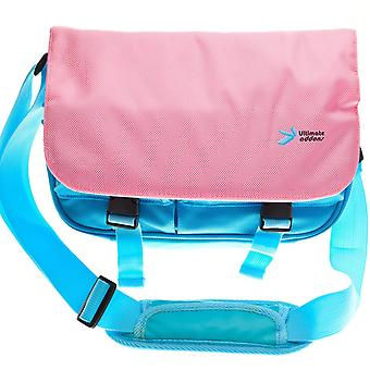 "Kids messenger bag for leapfrog leappad ultimate, ultra and xdi 7"" tablet pc"