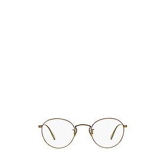 Oliver Peoples OV1186 antiikkinen kulta unisex silmälasit