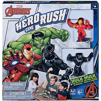 Marvel's avengers hero rush board game