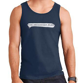 The Breakfast Club Spray Paint Logo Men's Vest