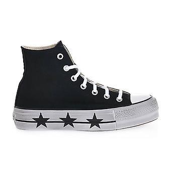 Converse All Star Lift Canvas Ltd 567387C scarpe da donna universali tutto l'anno