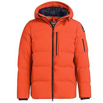 Parajumpers Kanya Orange Down Jacket