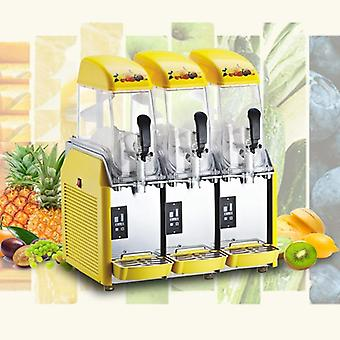 Băutură suc de fructe rece Dozator băutură congela inghetata slush machine