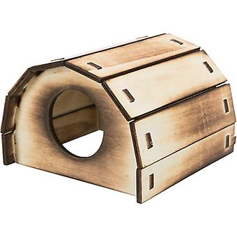 Trixie Casa Madera Mikkel (Small pets , Cage Accessories , Maisonnettes et Tunnels)