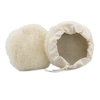 Flexipads World Class All Wool Bonnet 200mm (8in) FLE40120