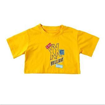 Девушки / мальчики хип-хоп Длинные брюки Джаз Dancewear Костюм Бальные танцы Одежда
