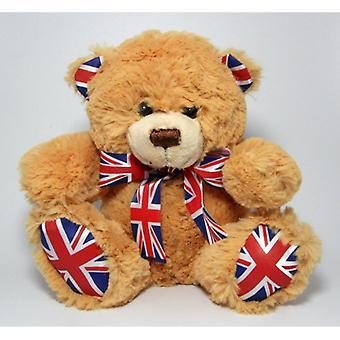Union Jack bære Union Jack stolt over at være britisk bamse