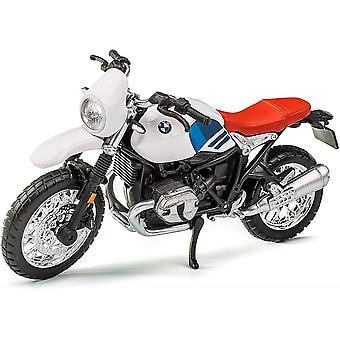 Burago BMW R NineT Miejski GS Motocykl 1:18