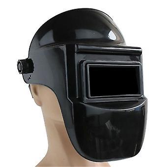 Auto mørkere svejsehjelm maske justerbar shade svejser