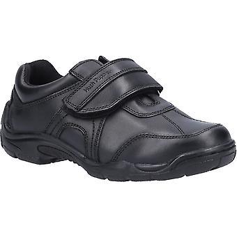 Hush Szczenięta Chłopcy Arlo Senior Skórzane buty szkolne
