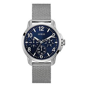 ساعة رجال Guess W1040G1 (43 مم) (Ø 43 مم)