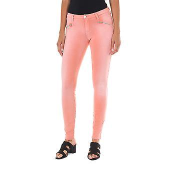 MET mujeres pantalones Irine Pink