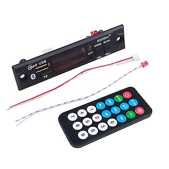 Wireless Bluetooth Audio Decoder Board, Module Car Player, Mp3, Usb Tf, Fm