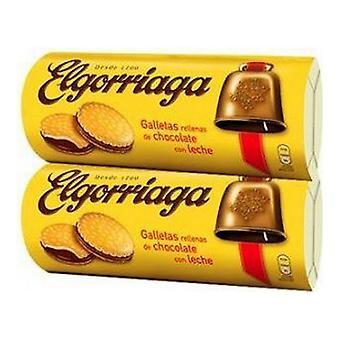 Biscuiți cu ciocolată El Gorriaga (2 x 150 g)