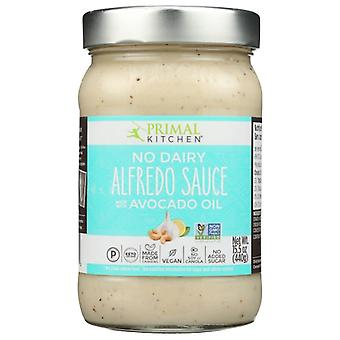 Primal Kitchen Sauce No Dairy Alfredo, Case of 6 X 15.5 Oz
