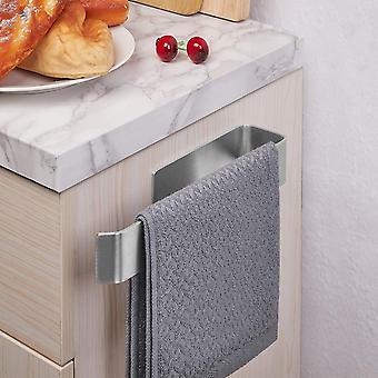 Wokex Towel Holder Self Adhesive Hand Towel Ring Stainless Steel 25cm/9.8inch Tea Towel Holders Wall