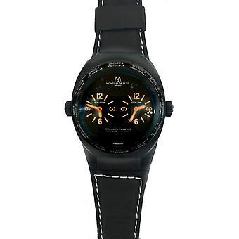 Unisex Watch Montres de Luxe 09BK-3002 (40 mm) (Ø 40 mm)