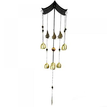 Chinese Wind Chime Ornaments Creative Holiday Gifts Bedroom Pendants