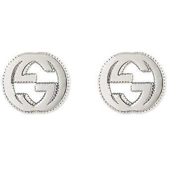 Gucci jewels interlocked g earrings ybd47922700100u