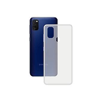 Taske Samsung Galaxy M21 Kontakt Flex TPU Transparent