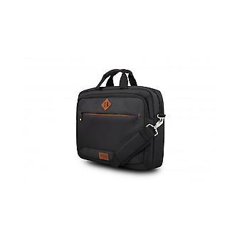 """Laptop Case Urban Factory ETC15UF Black 15.6"""""""