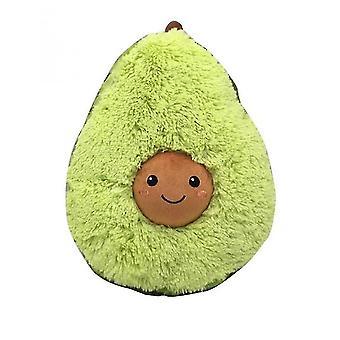 Grün Super Soft Plüsch Avocado Spielzeug Kissen Kuschelkissen Kinder Puppen (30cm)
