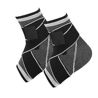 足首サポート、足首足底筋膜炎の捻挫のための調節可能なブレース