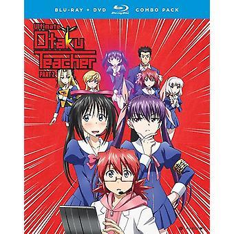 Ultimate Otaku Teacher: Season One Part Two [Blu-ray] USA import