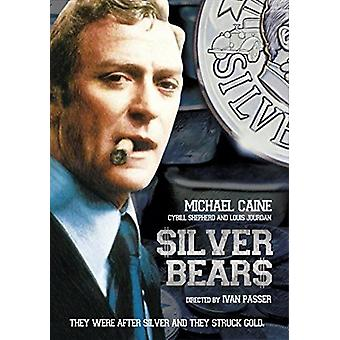 Silver Bears [DVD] USA import